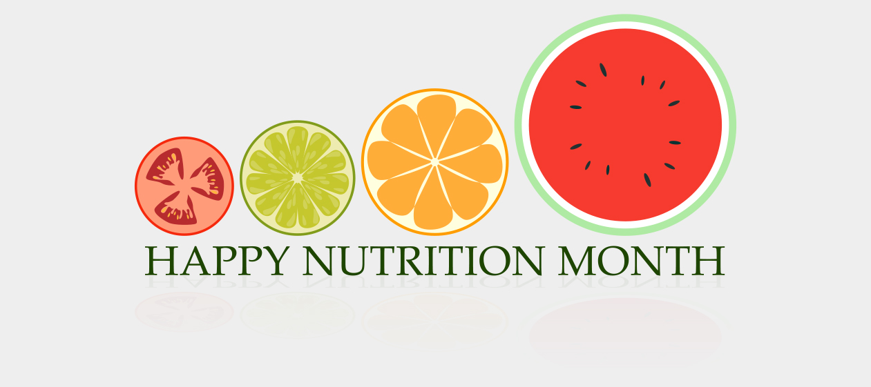 View Nutrition Month Banner Jpg Clipart Free Nutrition And Healthy Food Clipart