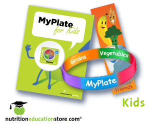 Kids Nutrition Education Resources
