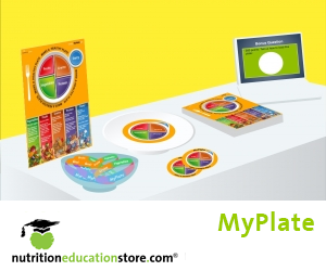 My Plate Posters, MyPlate Handouts, My Plate PowerPoint
