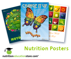 Nutrition Education Posters