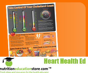 Lower Blood Pressure & Cholesterol Education