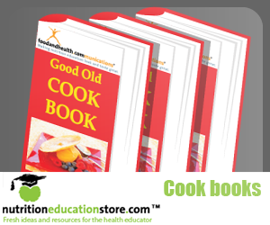 Cookbooks, Cooking Demo Books
