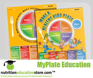 MyPlate Posters