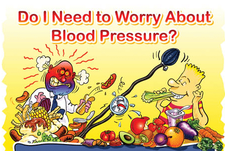 Blood Pressure 101 on Myplate Healthy Foods With Listed