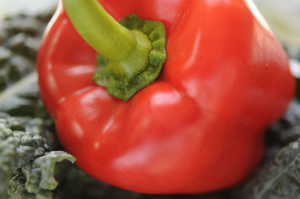 Bell peppers rock!