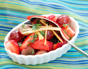 Mix and match for summer fruit delight!
