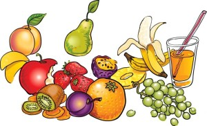 Try Fresh Fruits and Vegetables