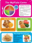 MyPlate Poster Game