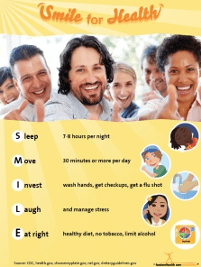 Health and Wellness Poster