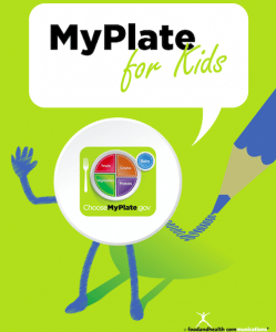MyPlate for Kids