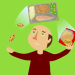 Don't Rely on Packaged Food