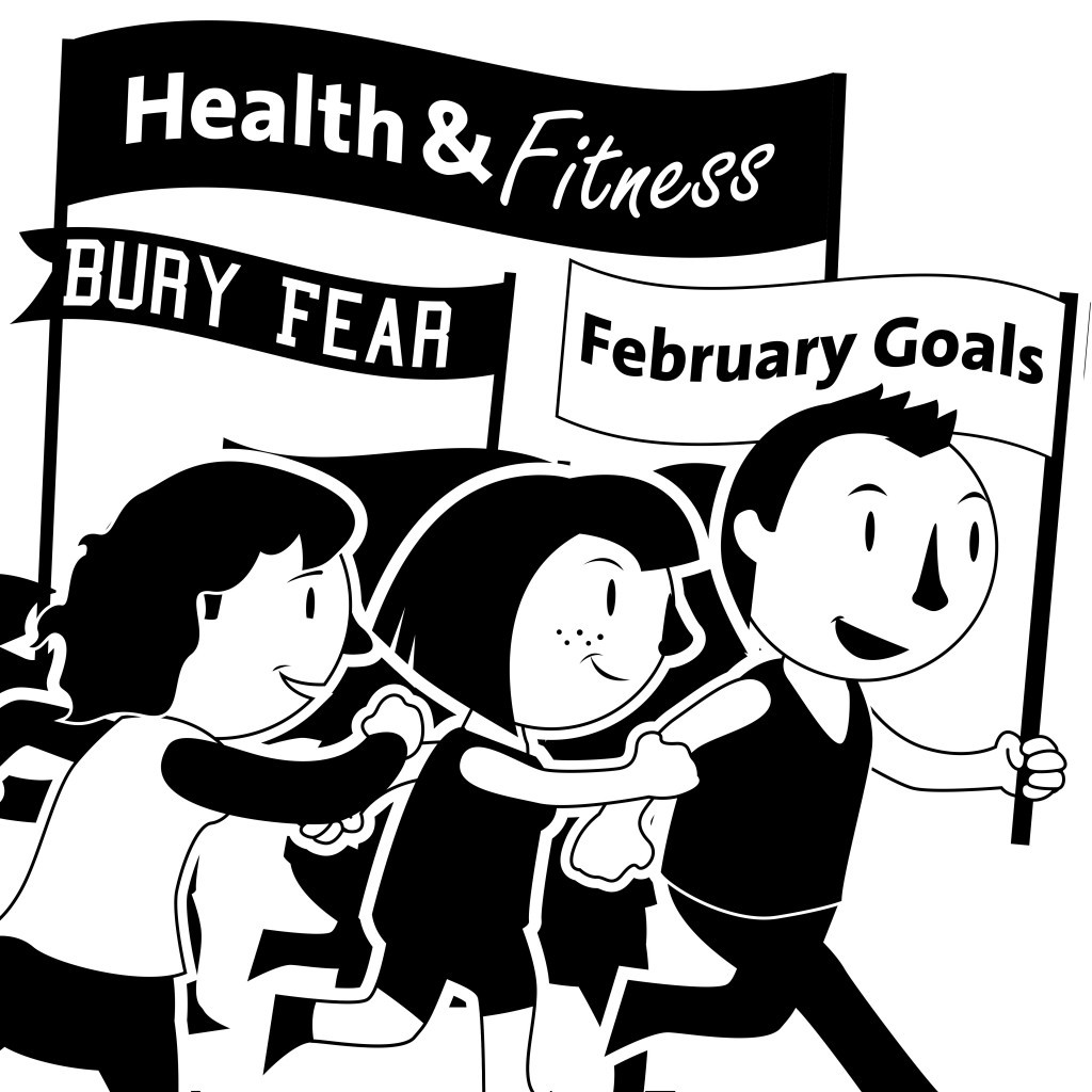 It's February! Do you know where your goals are?