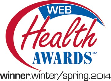 Food and Health earned a bronze in the website category and a medal of merit in the blog category.