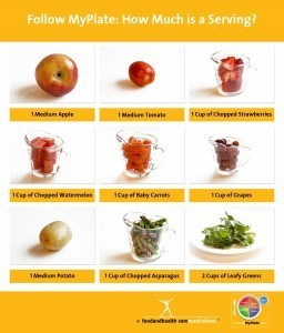 Free Infographic for Fresh Fruit and Vegetable Month – Food and