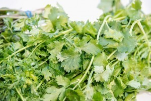 Cilantro is an Aromatic!