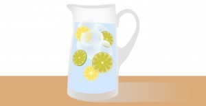 Keep a pitcher at the ready