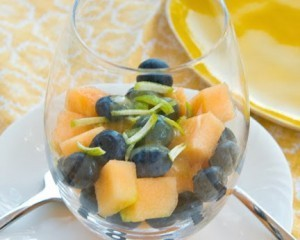 Blueberry Melon Cup