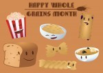 Happy Whole Grains Month