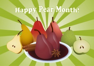 Happy Pear Month