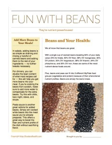 Kitchen Hacks Beans