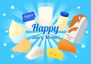 Dairy Month-Card