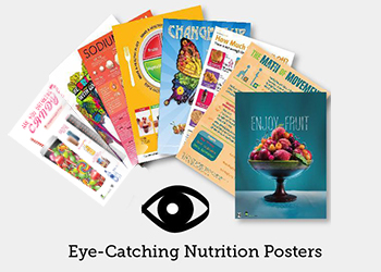 How to Make an Engaging Nutrition Poster – Food and Health