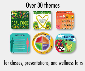 National Nutrition Month 2020: Are You Ready? - Food and