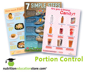 Portion Control Education Tools
